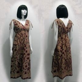 model baju batik keris