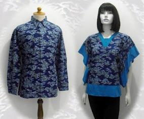 model baju batik assidiq