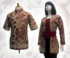 batik indonesia terbaru 2012