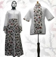 model baju batik modern assidiq