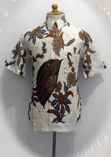 Model terbaru baju batik pria 2012