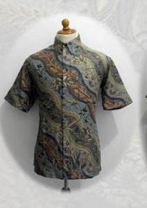 baju%2Bbatik%2Bpria%2B6 Model terbaru baju batik pria 2012