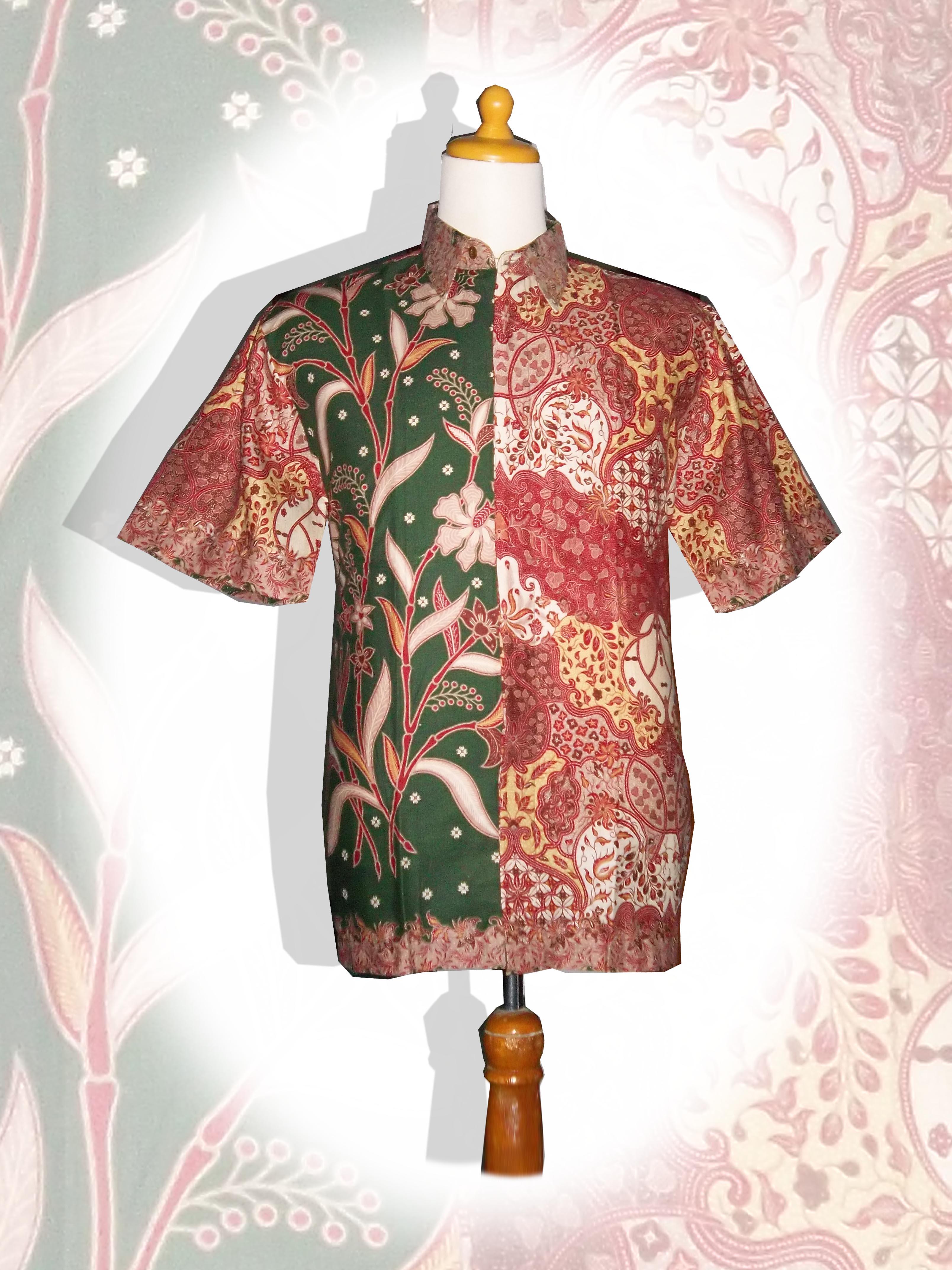 model baju batik pria  MODEL BAJU BATIK MODERN TERBARU 2016 PRIA