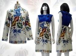 g baju batik wanita modern