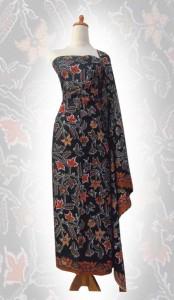 motif kain batik bunga