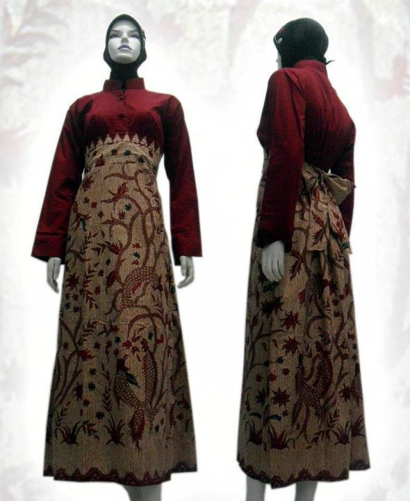 Baju Batik Wanita Kain Batik Modern Pria Wanita Terbaru
