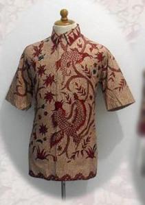 baju batik pria MG 008