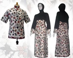 Batik Terbaru Model Baju Batik Modern Terbaru 2012 Pria Wanita