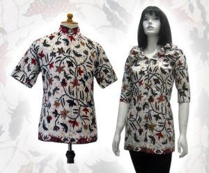 baju batik modern wanita