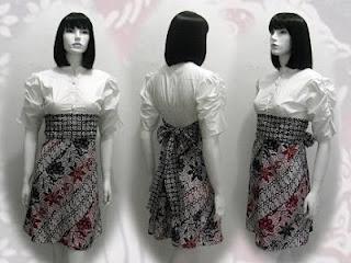 Pusat grosir baju batik modern pekalongan murah batik holiday and