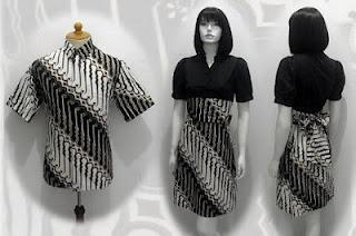 baju batik keris