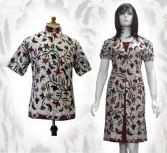 baju batik modern