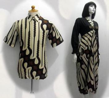 baju batik baru